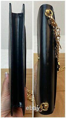 Certified Auth. Louis Vuitton Black Epi Leather Cross Body Us Seller