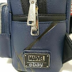 Loungefly Marvel Venom Faux Leather Mini Backpack Standard