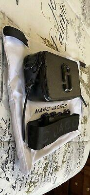 MARC JACOBS The Snapshot DTM Small Camera Bag (100% Authentic, New with Tag)