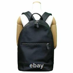 NWT Coach F72510 West Slim Leather Campus Laptop Backpack