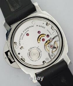 Panerai PAM00795 Pam 795 8 Day Power Reserve Luminor With Box Papers Extra Strap