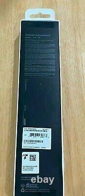 Samsung Galaxy Watch3 SM-R840 45mm Stainless Steel Case with Leather Strap NEW